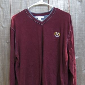 Harvard Pullover Sweater